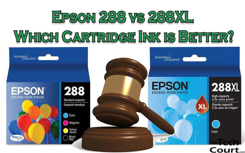 Epson-288-vs-288xl