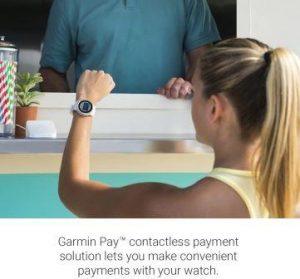 Garmin Vivoactive 3 GPS Smart Watch