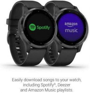Garmin vivoactive 4 GPS Smart watch