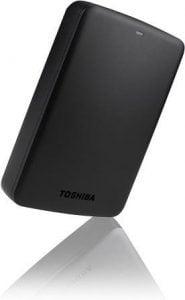 Toshiba Canvio Basics Comparison