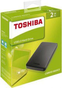 Toshiba Canvio Basics Review