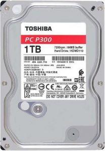 Toshiba P300 Review