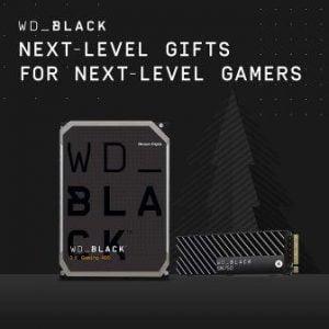WD Black Comparison