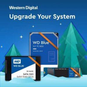 WD Blue Comparison