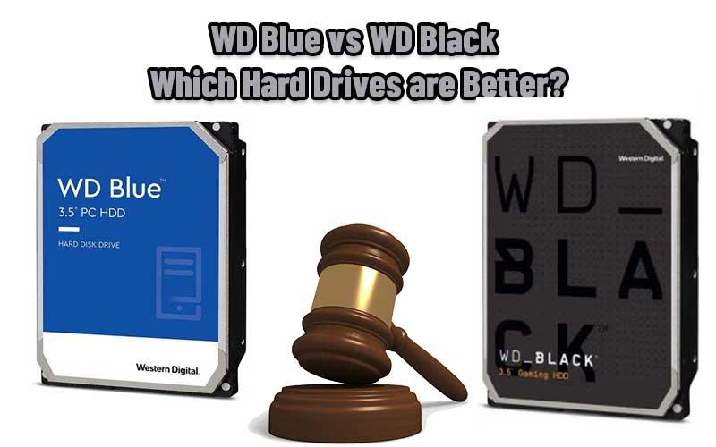 WD Blue vs WD Black