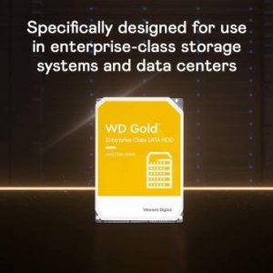 WD Gold Review