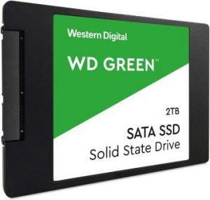 WD Green Comparison