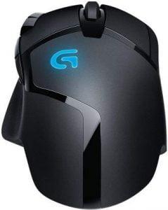 Logitech G402 Comparison