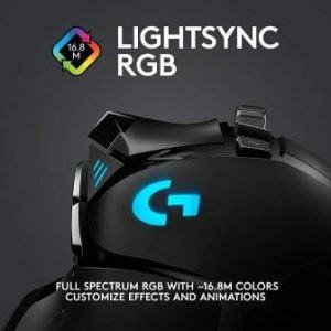Logitech G502 Comparison