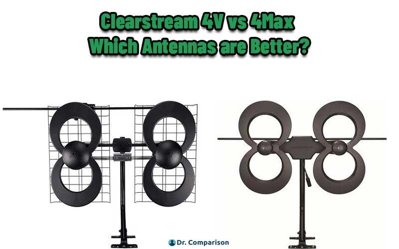 Clearstream 4V vs 4Max