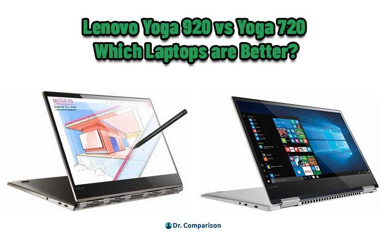 Lenovo yoga 920 vs Yoga 720
