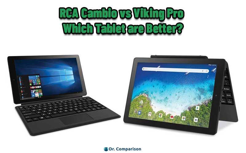 RCA Cambio vs Viking Pro