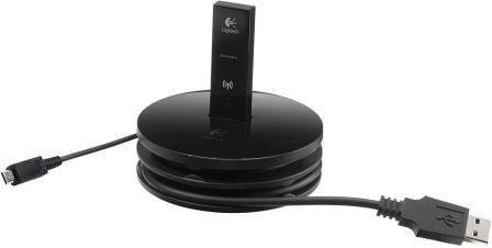 Logitech G930 wireless headset