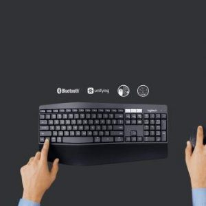 Logitech MK850 Mouse and Keyboard Review