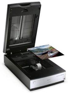 Epson V800 review