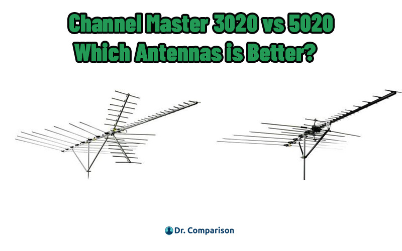 Channel Master 3020 vs 5020