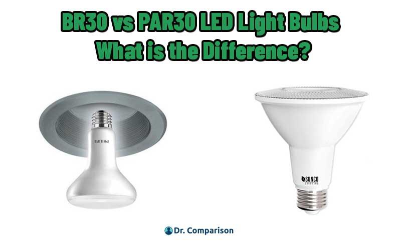 BR30 vs PAR30